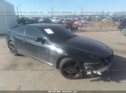 2005 BMW 645 CI AUTOMATIC