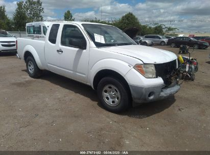 2005 NISSAN FRONTIER KING CAB XE