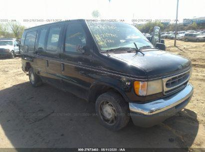 1997 FORD ECONOLINE E150 VAN