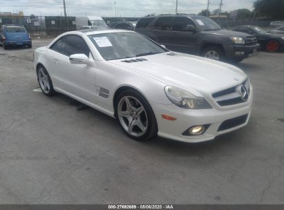 2012 MERCEDES-BENZ SL 550