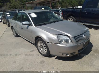 2008 MERCURY SABLE LUXURY