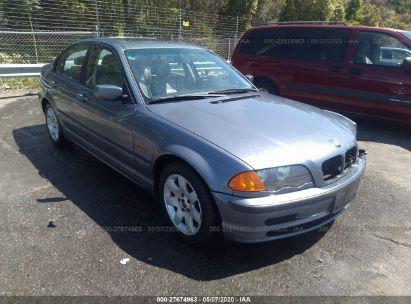 2001 BMW 3 SERIES I