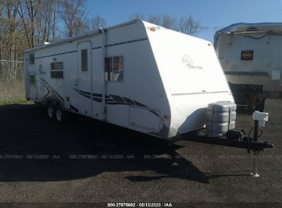 2006 FOREST RIVER SURVEYOR SV291