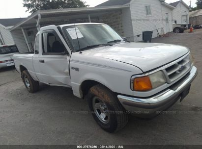1995 FORD RANGER SUPER CAB