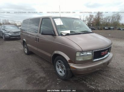 2003 GMC SAFARI XT