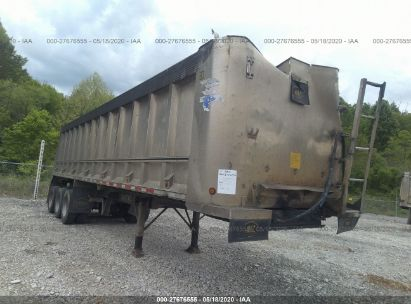 2005 MAC TRAILER MFG DUMP