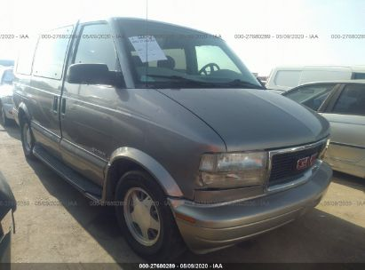 2001 GMC SAFARI XT