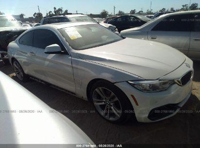 2016 BMW 428 I