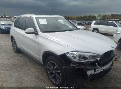 2017 BMW X5 XDR40E