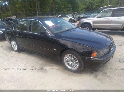 2003 BMW 5 SERIES I AUTOMATIC