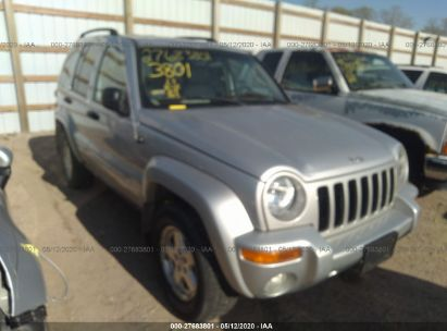 2004 JEEP LIBERTY LIMITED