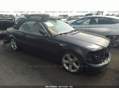 2006 BMW 325 CI