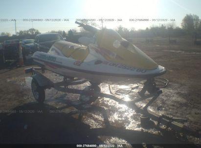 1996 SEADOO GTI BOMBADIER WAVE R
