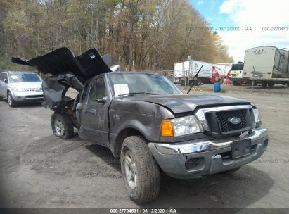 2004 FORD RANGER SUPER CAB