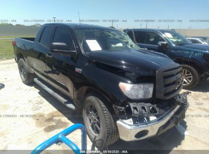 2013 TOYOTA TUNDRA 4WD TRUCK DOUBLE CAB SR5
