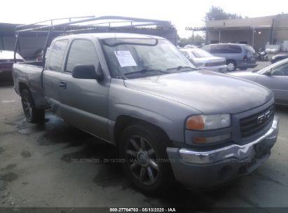 2007 GMC NEW SIERRA C1500