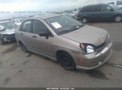 2004 SUZUKI AERIO S/LX