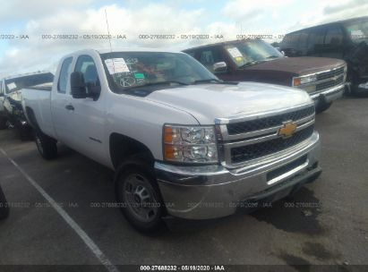 2013 CHEVROLET SILVERADO 2500HD C2500 HEAVY DUTY