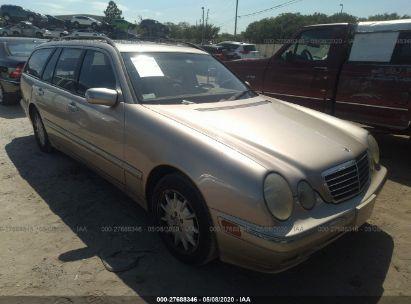 2000 MERCEDES-BENZ E 320