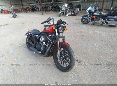 2013 HARLEY-DAVIDSON XL883 IRON 883