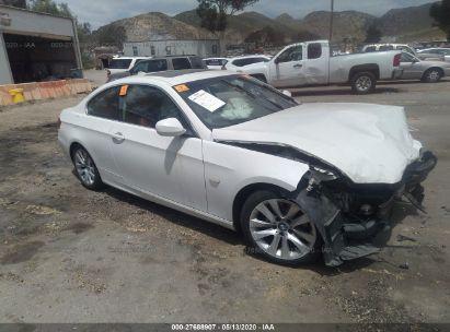 2012 BMW 328 I SULEV