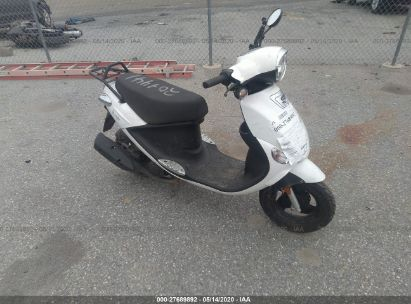 2019 GENUINE SCOOTER CO. BUDDY 50