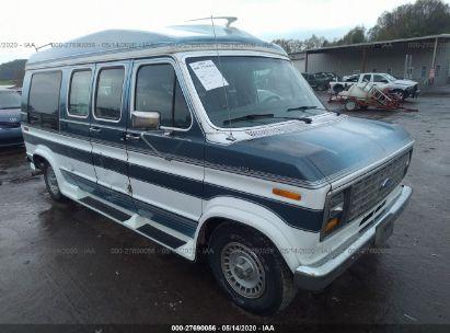 1989 FORD ECONOLINE E150 VAN