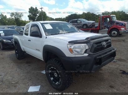 2013 TOYOTA TACOMA PRERUNNER ACCESS CAB
