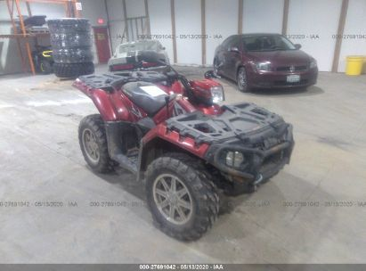 2010 POLARIS SPORTSMAN 550 XP-EPS
