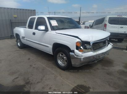 2002 GMC NEW SIERRA C1500