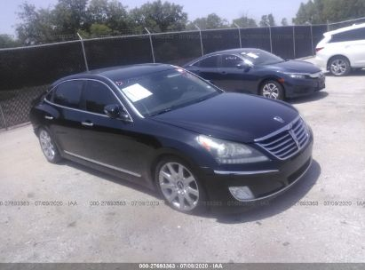 2012 HYUNDAI EQUUS SIGNATURE/ULTIMATE