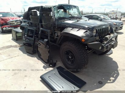 2008 JEEP WRANGLER UNLIMITE RUBICON