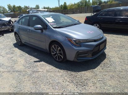 2020 TOYOTA COROLLA SE/NIGHT SHADE