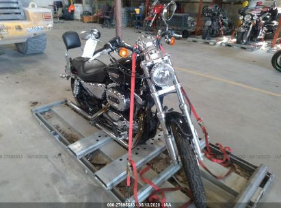 2009 HARLEY-DAVIDSON XL1200 C
