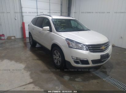 2015 CHEVROLET TRAVERSE LT