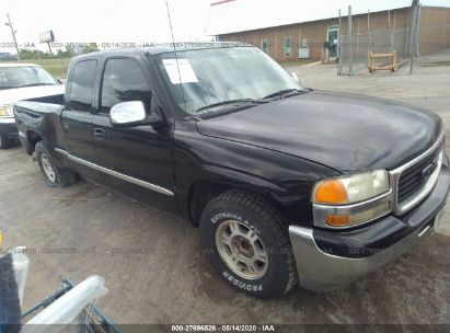 2001 GMC NEW SIERRA C1500