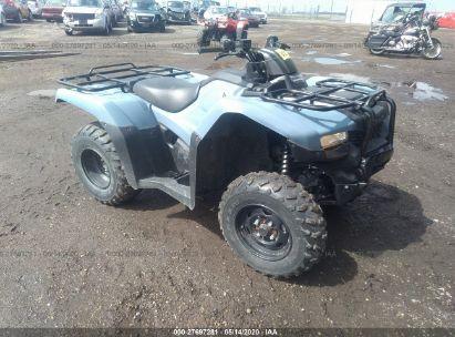 2017 HONDA TRX420 FA