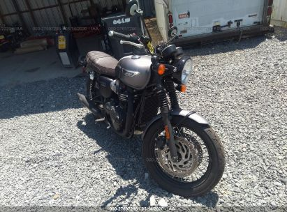 2017 TRIUMPH MOTORCYCLE BONNEVILLE T120/BLACK