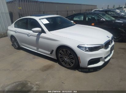 2017 BMW 5 SERIES I