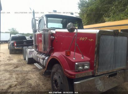 1998 WESTERN STAR/AUTO CAR CONVENTIONAL 4900E