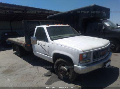 1997 GMC SIERRA C3500
