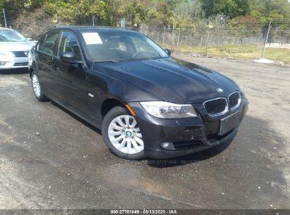2009 BMW 3 SERIES I SULEV