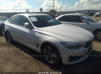 2016 BMW 3 SERIES GRAN TURISMO XIGT/SULEV