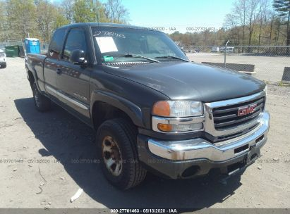 2003 GMC SIERRA K2500 HEAVY DUTY