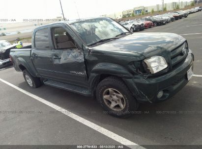 2004 TOYOTA TUNDRA DOUBLE CAB LIMITED