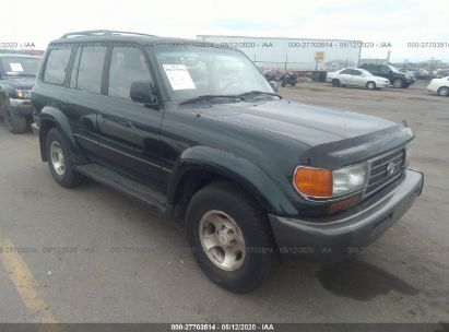 1995 TOYOTA LAND CRUISER DJ81