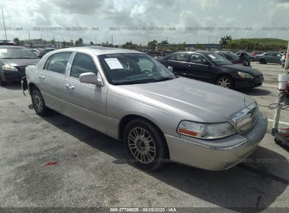 2006 LINCOLN TOWN CAR DESIGNER