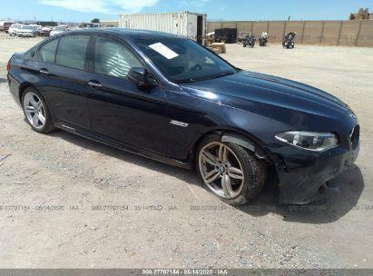 2015 BMW 550 I