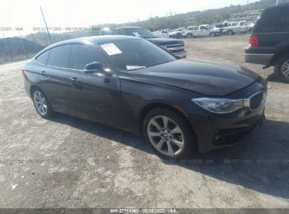2015 BMW 3 SERIES GRAN TURISMO XIGT