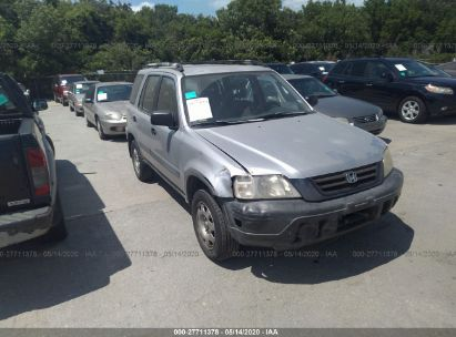 1997 HONDA CR-V LX